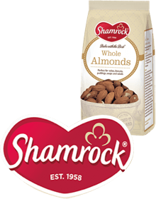 shamrock logo and product