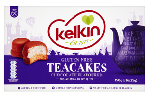 Kelkin logo and product