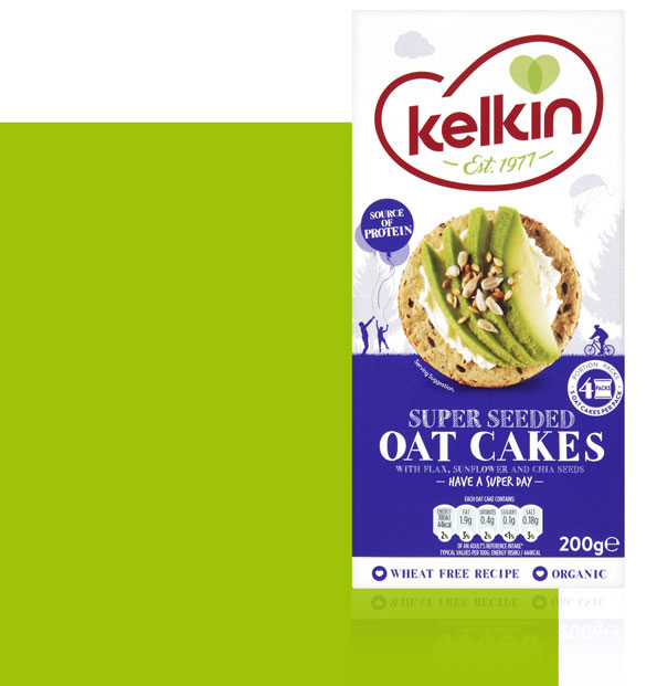 Kelkin superseeded oakcakes packet