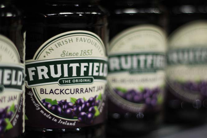 Jacob Fruitfield blackcurrent jam