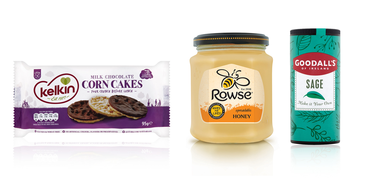 Kelkin Gluten Free Teacakes, Rowse Honey and Goodalls Sage